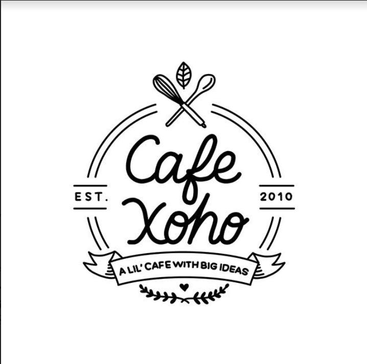 קפה Cafe XoHo לוגו