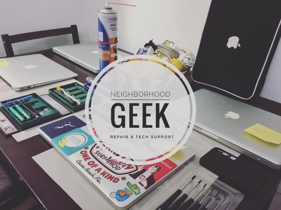 תמונות Neighborhood Geek