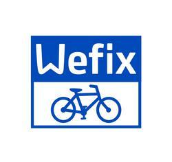 Wefix.bike לוגו
