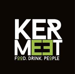 Kermeet bar קרמיט בר לוגו
