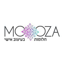 Moooza לוגו