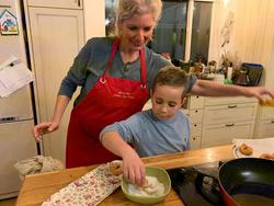 תמונות ליז ושי מבשלים אהבה