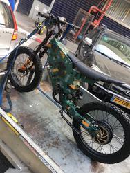 Pimp my bike לוגו
