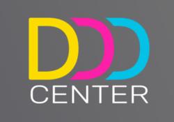 DDD CENTER לוגו