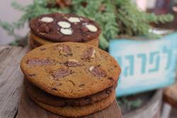 עוגיות שוקולצ׳פ משובחות