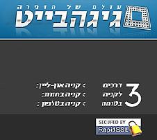 ג'יגהבייט מערכות לוגו