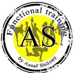As functional training לוגו