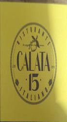Calata 15 לוגו