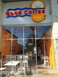Good Coffee Bar לוגו