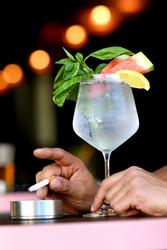 gin club supreme לוגו
