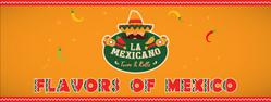 La mexicano לוגו