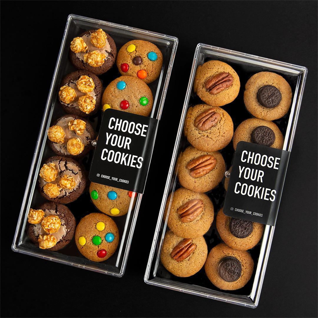 תמונות Choose Your Cookies