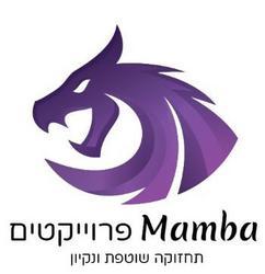 ממבה פרויקטים לוגו