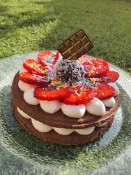 תמונות עדי עוגות מעוצבות ברמות
