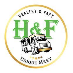 H&F פודטראק לוגו