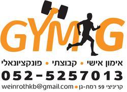 GYMG לוגו