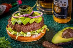 תמונות Bulls chef burger