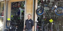 תמונות אופניים בעלייה