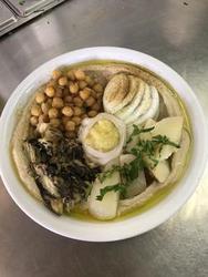 ברדיצ'ב מאכלי עדות לוגו