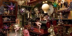 תמונות קליוסטרו בית הקוסם רעננה