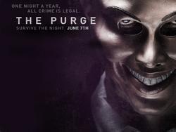 הטיהור The Purge לוגו