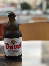 בירה נקודה. לוגו