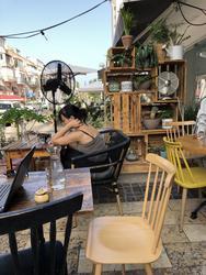 תמונות קפה חמנייה