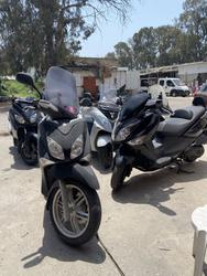 גולן שמעון מוסך אופנועים לוגו
