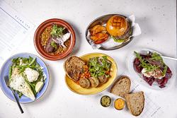 תמונות חדר האוכל