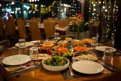מסעדת אלמאס ELMASS לוגו