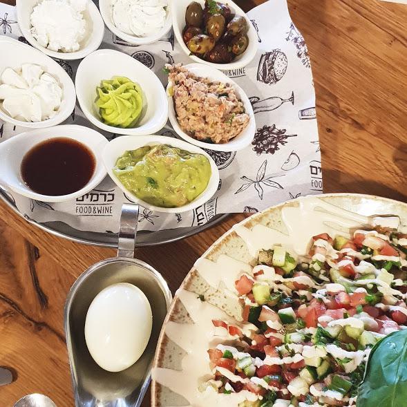 תמונות מסעדת כרמים