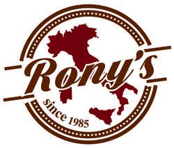 RONY'S PIZZA לוגו