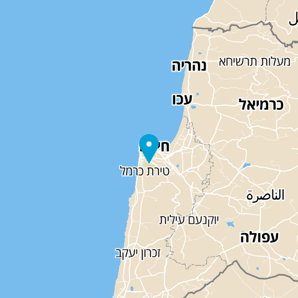 מפה של שפר אמיר