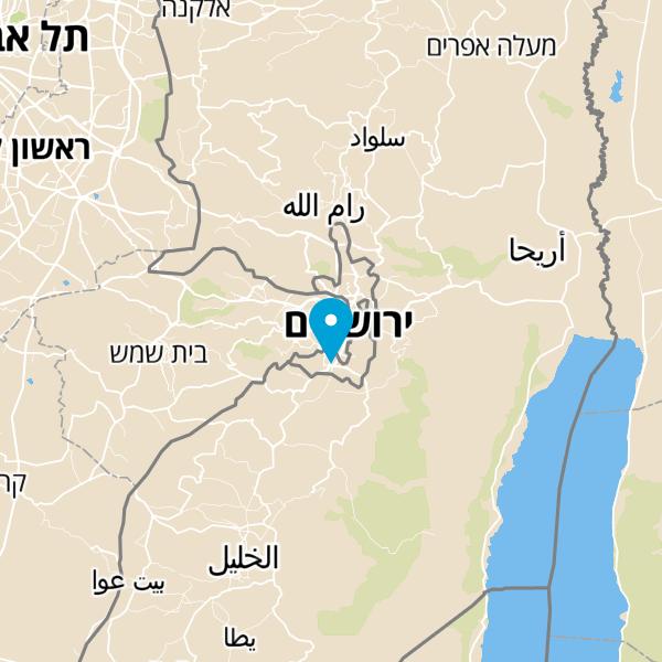 מפה של בית מרקחת אלסהל