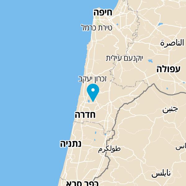מפה של בית מנפרד