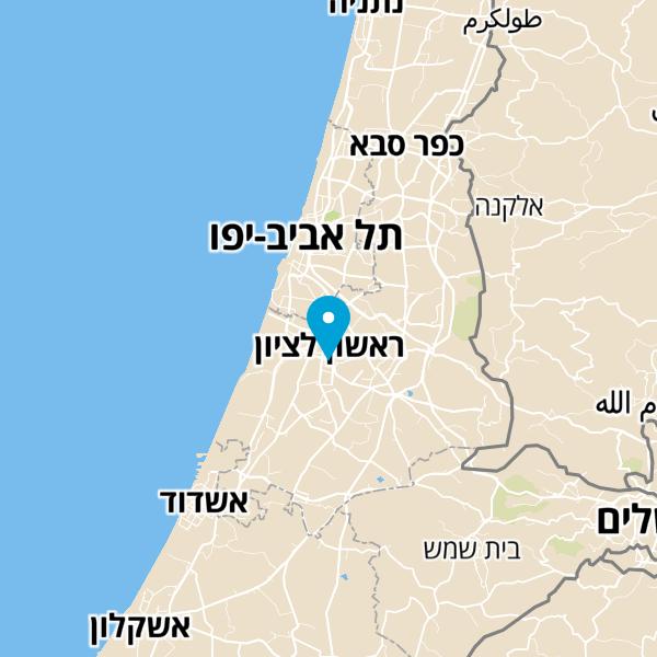 מפה של מינו גלס בני