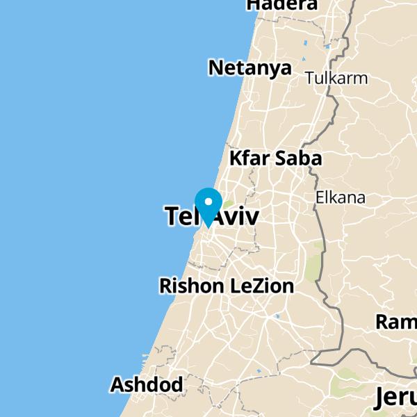 מפה של Nini Hachi