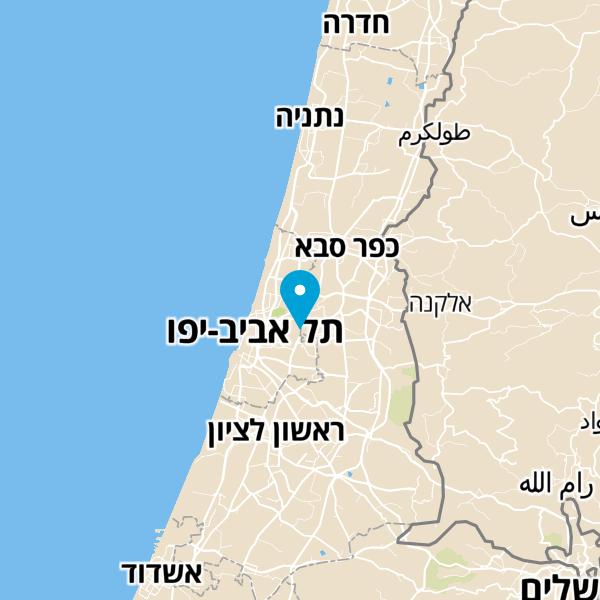 מפה של Market Express