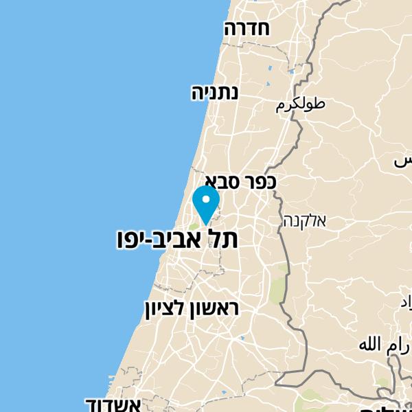 """מפה של בי""""ס אמירים"""