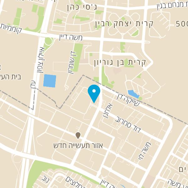 מפה של BestNet בסטנט