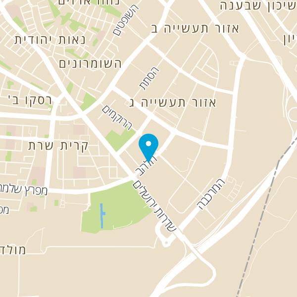 מפה של גרצל