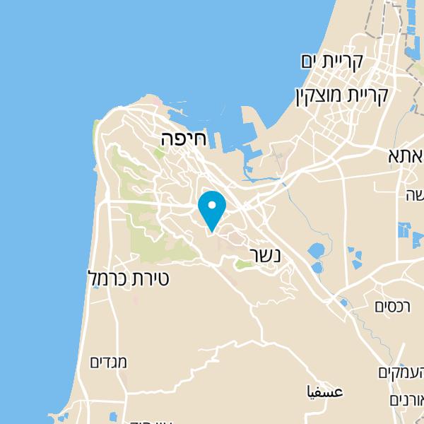 מפה של נעלי לאפייט