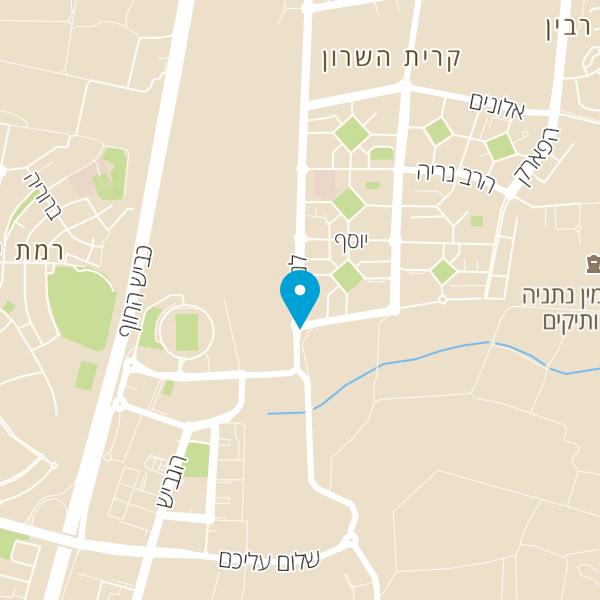 מפה של פלאפל בויה