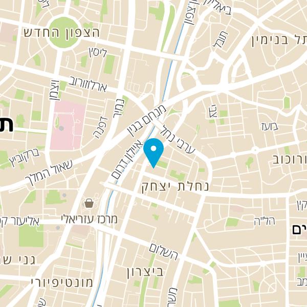 מפה של זהר בייקרי Zohar Bakery