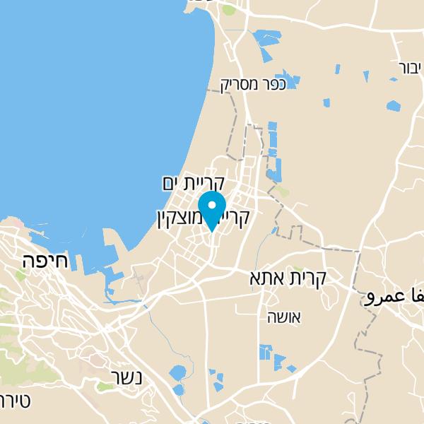 מפה של CHAPLIN