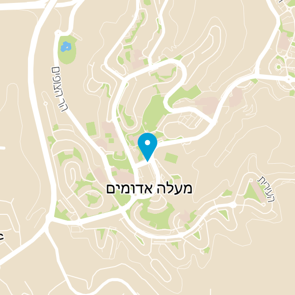 מפה של בלאדי שווארמה ובשרים