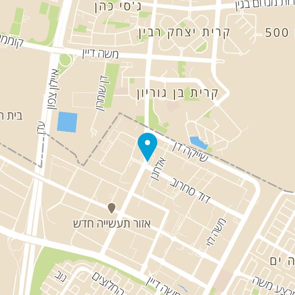 מפה של יודל'ה בר