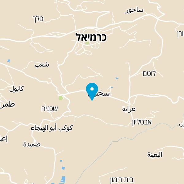 מפה של אלול Eylul