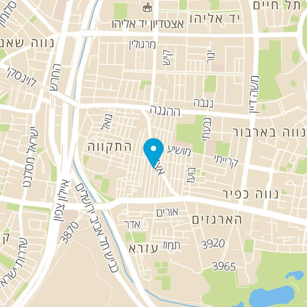 מפה של טורוס אנטריקוט