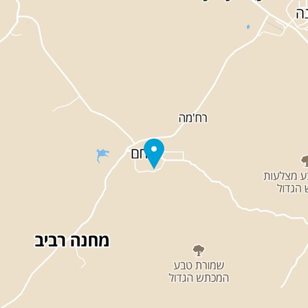 מפה של שלומית דהן